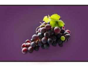 zumo concentrado de uva roja