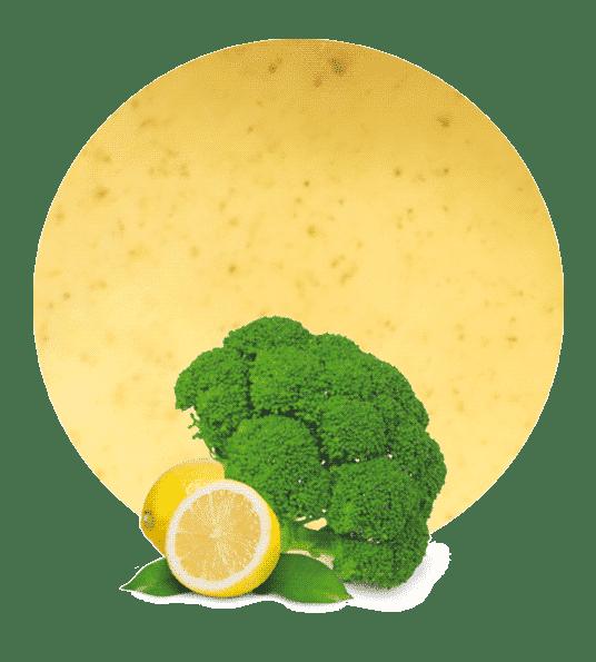 Concentrado de Brocoli y Limón