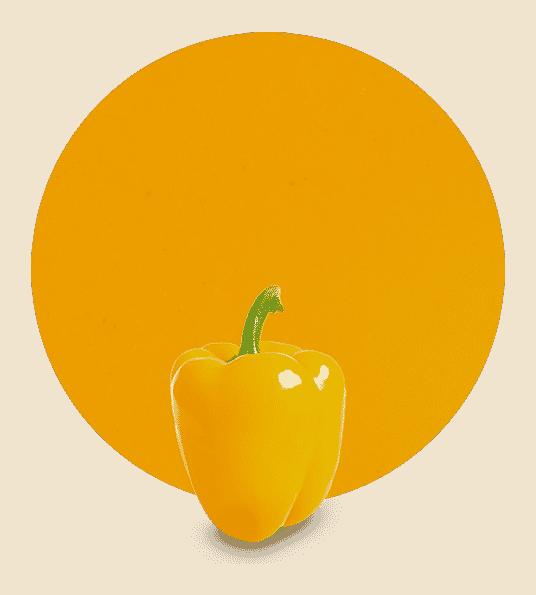 Puré de Pimiento Amarillo