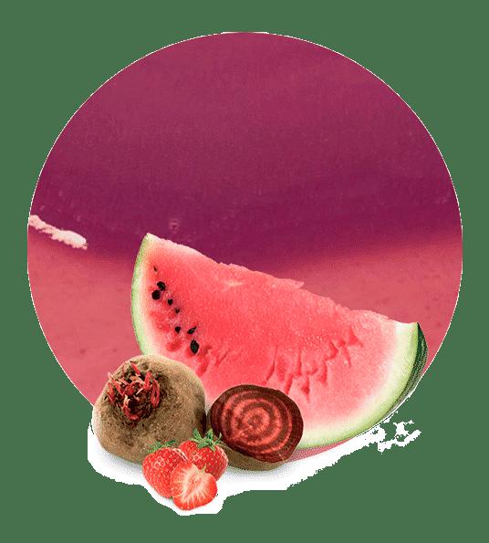 Compota de Fruta y Verdura Morada